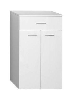 ZOJA/KERAMIA FRESH skříňka spodní se zásuvkou 50x78x29cm, bílá