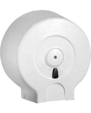 Zásobník na toaletní papír do průměru 19cm, ABS bílá
