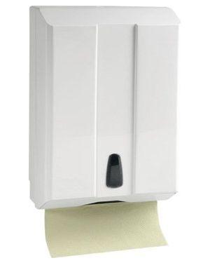 Zásobník na papírové ručníky 28,5x40x13cm, bílá