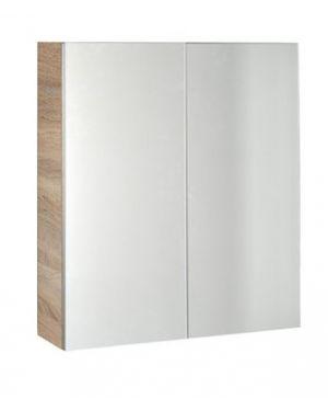 VEGA galerka, 60x70x18cm, dub platin