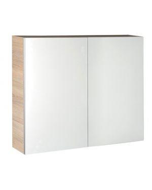 VEGA galerka, 80x70x18cm, dub platin